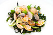 Shellfish Clam appetizer.