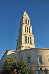 The Memorial and Administrative Block, Alexandria, VA