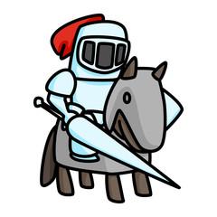 Horse Mascot 06