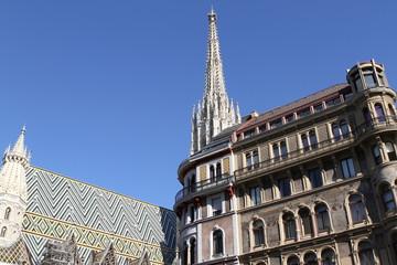 A nice view of Wien