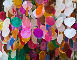 Craft shells hang