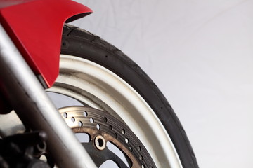 motorcycle wheel brake