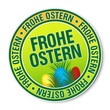 Sticker - Frohe Ostern (I)