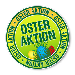 Sticker - Oster Aktion (I)