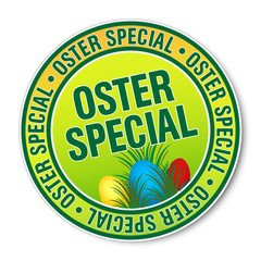 Sticker - Oster Special (I)