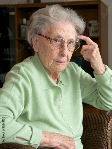 Seniorin ist doch nicht blöd!!