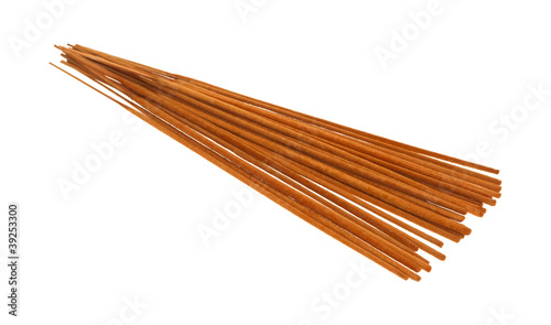 Brown incense