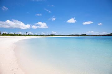 Tanjung Aan white sand  beach, Lombok