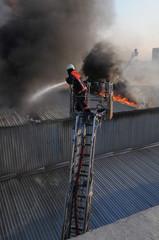 yangın ve itfaiye