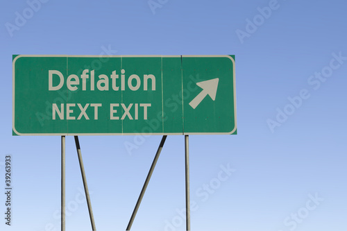 Deflation - Next Exit Road