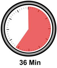 Timer - 36 Minuten
