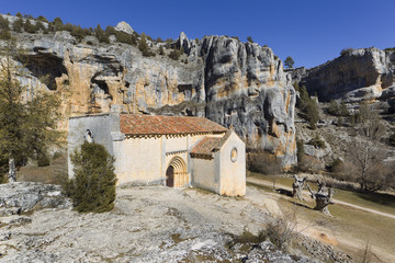 Ermita de San bartolomé (Soria)