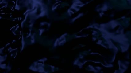 Black silk background