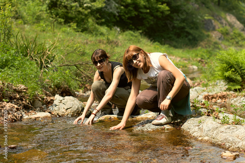 refreshing clean water