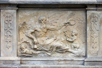 Chronos Relief in Gdansk