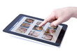 Jugend vernetzt mit Tablet PC