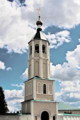 Orthodox church's belfry