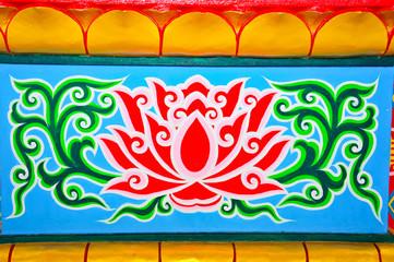 Art of China on the door