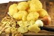 Kartoffeln  geschält, gepellt