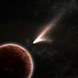 Fototapete Astronomie - Atmosphäre - Hintergrund