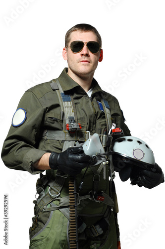 military pilot - 39292596