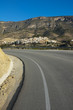 Costa Blanca road