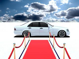 car red carpet