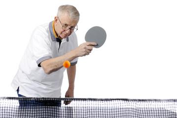 Ping Pong Ball Coming