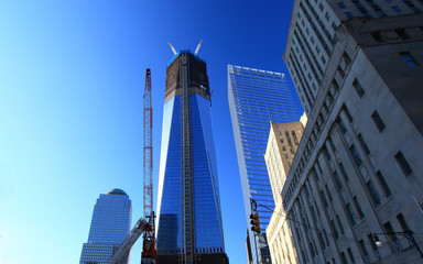 NEW YORK CITY, Freedom Tower