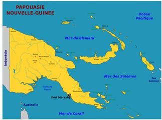 Papouasie Nouvell-Guinée