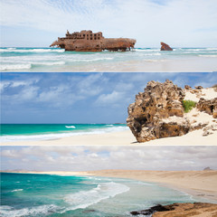 Boavista collage