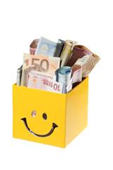 Geld / Erspartes