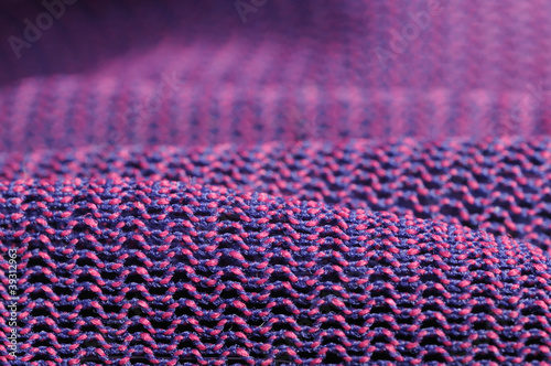 Pink and Purple Macro Fabric Texture