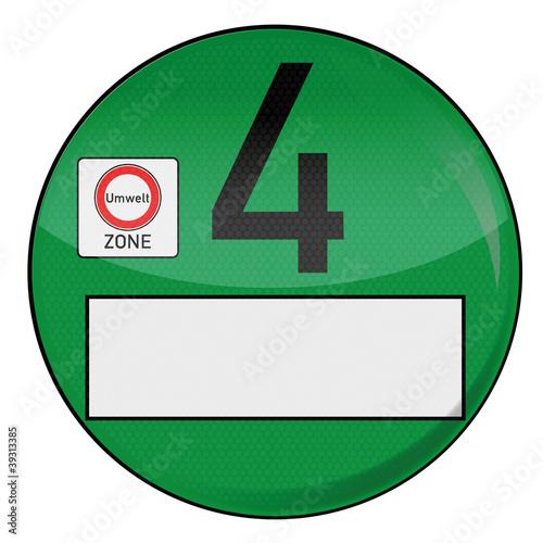 Schild 111