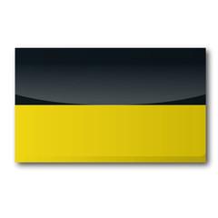 Flagge-Baden-Württemberg