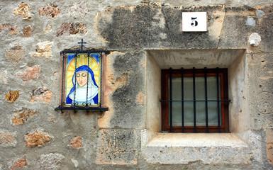 Santa Catalina Thomas,Mallorca, Spain
