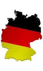 Deutschland vector