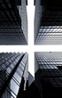Skyscraper Crossroads Hong Kong