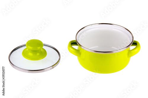 Casserole verte avec couvercle en verre de dreana photo libre de droits 39326177 sur - Couvercle casserole en verre ...
