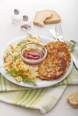 Potato patties - Rösti