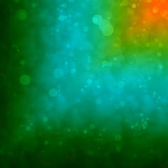 Colorful bright background
