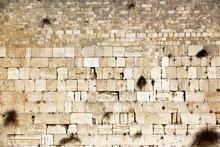 Waling Wall, Kotel, Ściana Płaczu, Jerozolima, Izrael