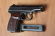 russian 9mm handgun PM (Makarov)