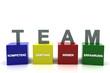 Team-Skills mit Würfeln
