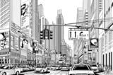 Fototapete American - Architektur - Stadt allgemein