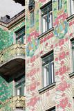 Otto Wagner Architektur, Jugendstil poster