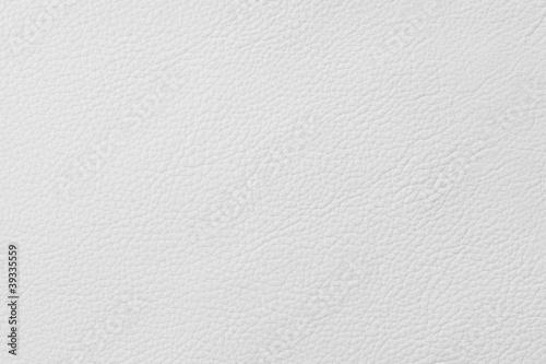Tuinposter Stof white leather