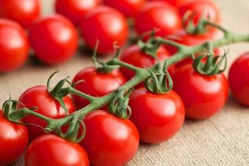 Tomaten, rustikal