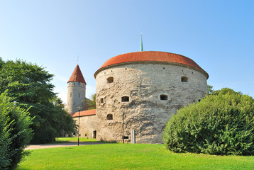 Tallinn. Fat Margaret Tower