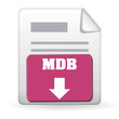 Download Button - MDB